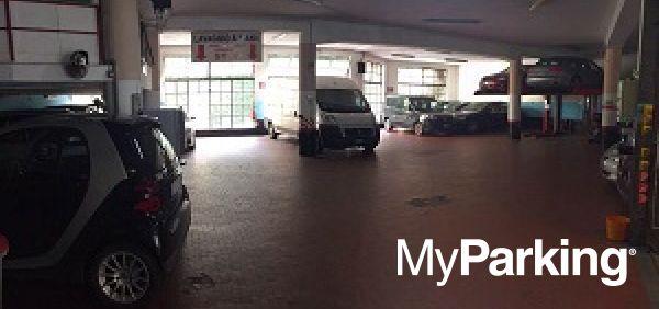 Duomo Parking h24