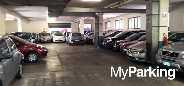 Giusti Parking