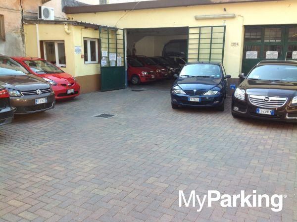 Parcheggio paradiso myparking - Distanza tra stazione porta nuova e arena di verona ...