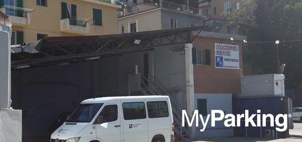 Parcheggio Genova Service