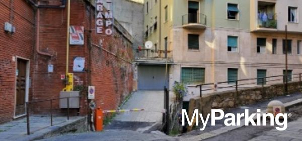 Parking Garage Olimpo