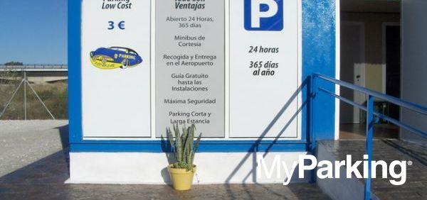Parking Pedrocar Puerto