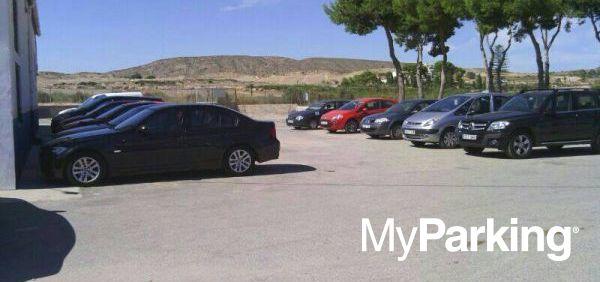 Parking10 Aparcacoches Aeropuerto Alicante