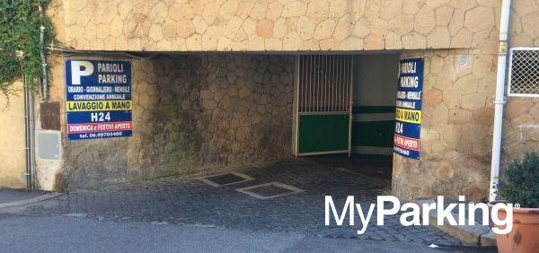 Parioli Parking Myparking