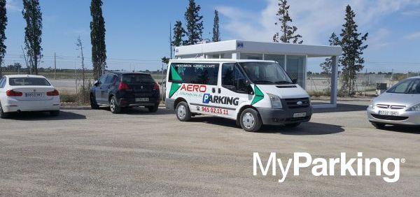 Aeroparking Aeropuerto Alicante