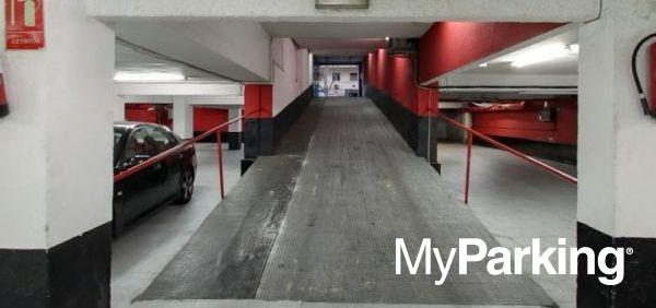 Parking Delicias 101