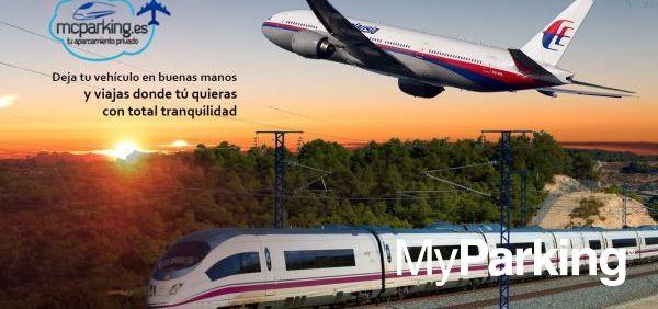McParking Aparcacoches Aeropuerto Sevilla