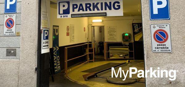 ParkingCar Pellico