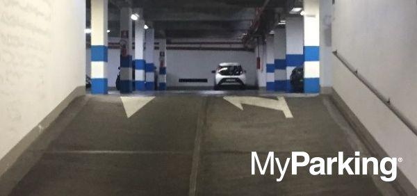 Parking Gran Melià